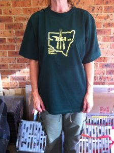 Club Tee Shirt - front